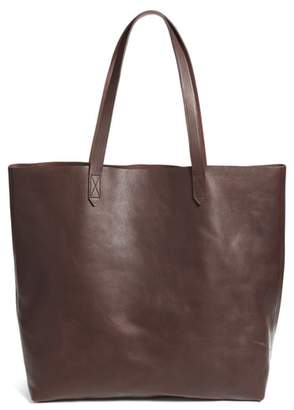 Madewell Transport Leather Tote