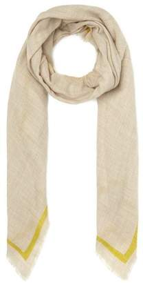 Lily & Lionel Painted Edge Wool Scarf