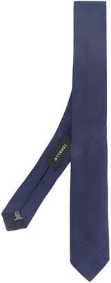Tonello micro stripe tie