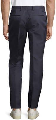 Valentino Men's Formal Wool-Silk Trouser Pants