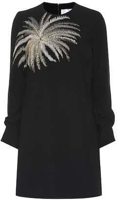 Victoria Beckham Victoria Embellished minidress