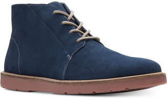 Clarks Men Grandin Mid Casual Chukka Boots Men Shoes