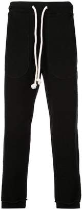 Maison Margiela loose fitted track trousers