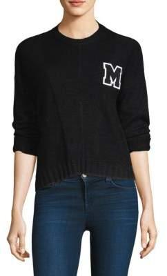 Rails Joanna Letter M Sweater
