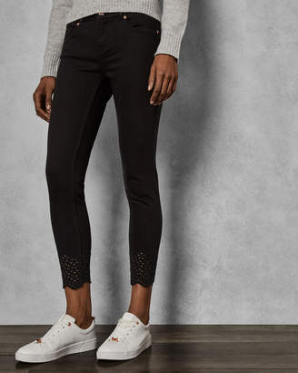Ted Baker MASSIEE Embroidered jeans