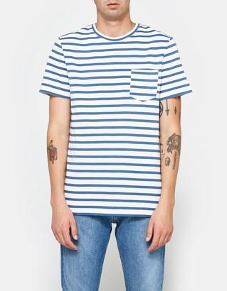 Michael Stripe T-Shirt $140 thestylecure.com