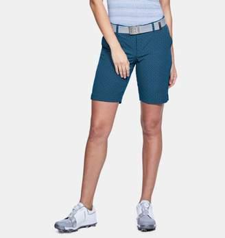 "Under Armour Women's UA Links 9\"" Shorts"