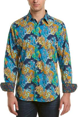 Robert Graham Classic Fit Gormican Woven Shirt