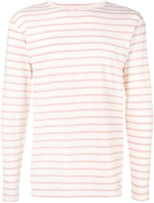 Armor Lux striped sweatshirt