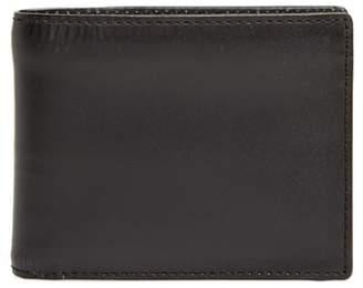 John Varvatos Bifold Leather Wallet