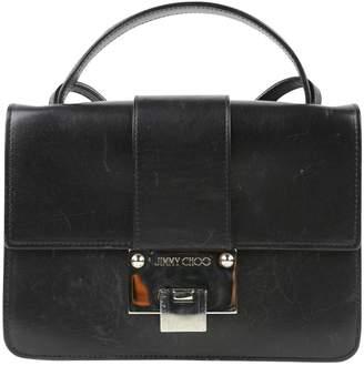 Jimmy Choo Black Leather Handbag