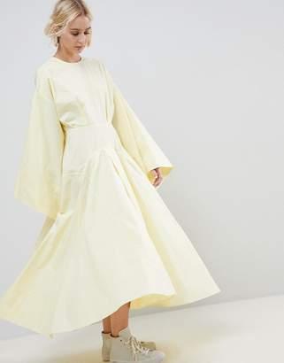 Asos Midi Kimono Dress