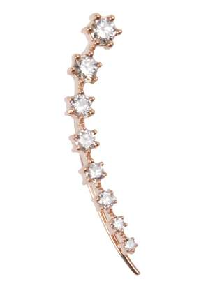 Sara Weinstock Pink Gold Earrings
