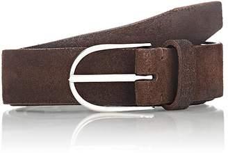 Felisi Men's Brushed Suede Belt