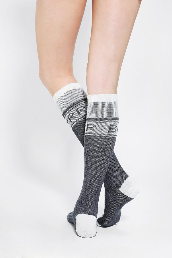 Urban Outfitters Brrr Knee-High Sock