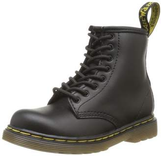 Dr. Martens Brooklee Boot (Toddler), Patent Lamper,8 UK (9 M US Toddler)