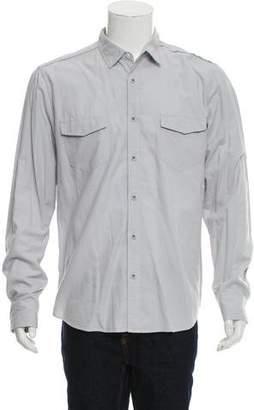 Steven Alan Woven Button-Up Shirt