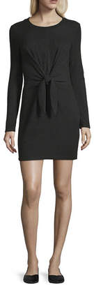 BY AND BY by&by Long Sleeve Sweater Dress-Juniors