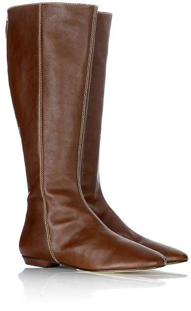 Juicy Couture Ezra flat boots