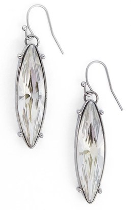 Women's St. John Collection Swarovski Crystal Drop Earrings $150 thestylecure.com