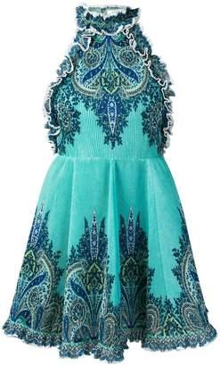 Zimmermann paisley A-line dress
