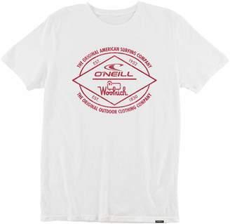 O'Neill Mens Wooly Short-Sleeve Shirts