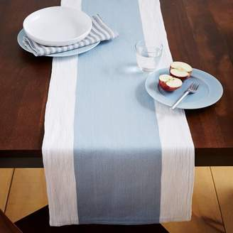 west elm Center Stripe Woven Runners
