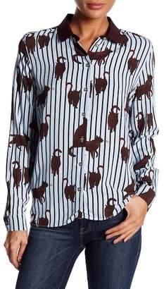 Paul & Joe Sister Blooming Shirt