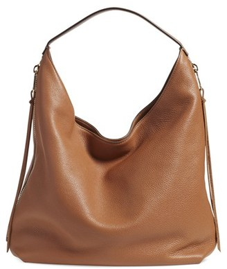 Rebecca Minkoff 'Bryn' Hobo Bag - Brown $295 thestylecure.com