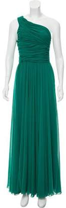 Halston Forever Mine Evening Gown