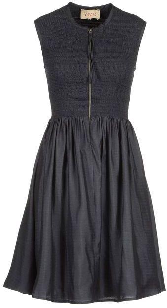 YMC Short dress