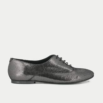 Jonak Metallic Leather Brogues