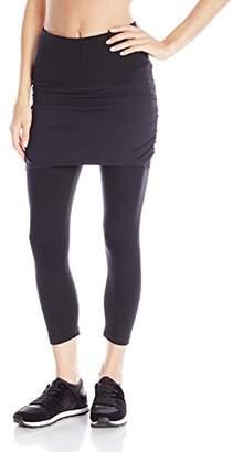 Lysse Women's Skirted Crop Legging