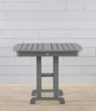 L Bean All Weather Dining Table Square