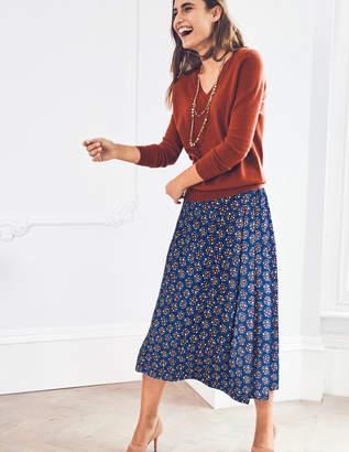 Boden Saskia Midi Skirt