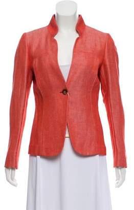 Agnona Structured Woven Blazer