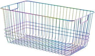 Design Ideas Glimmer Long Iridescent Storage Nest