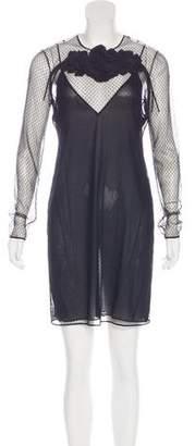 Elan International Elon Halter Maxi Dress