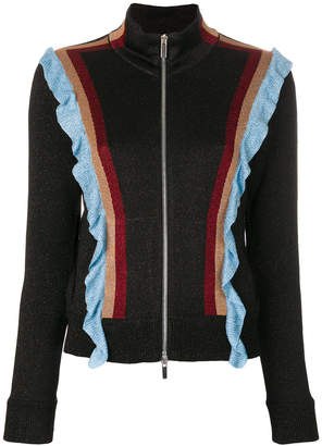 Marco De Vincenzo ruffle jacket