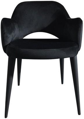 Future Classics Furniture Maestro Dining Chair Black Velvet
