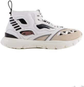 Valentino Heroes Reflex Hi-top Sneakers