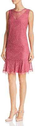 Nanette Lepore nanette Flounced Lace Dress