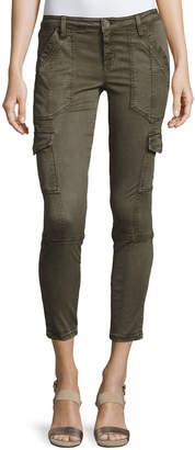 Joie Okana Skinny Cargo Pants, Fatigue