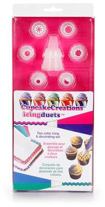 Cupcake Creations Icing Duets Easy Cupcake Decorating Set