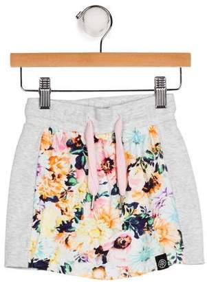 Molo Infant Girls' Printed Skirt