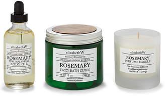 One Kings Lane Rosemary Bath Set - Natural/Green