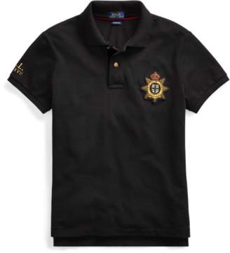 Ralph Lauren Classic Fit Bullion Polo Shirt