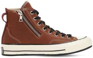 Chuck Taylor 70's Sneakers W/ Riri Zip