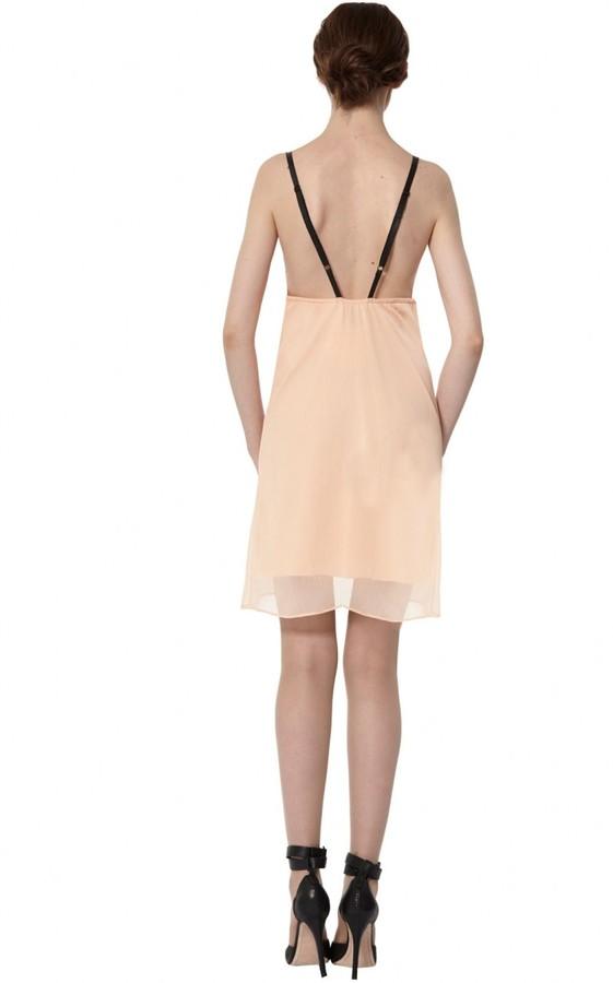 Alice + Olivia Kirby Low Back Dress