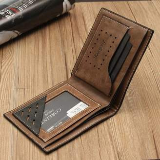 Kadell Fashion Men's Leather Wallet Credit/ID Card Holder Slim Coin Purse Pocket Gifts
